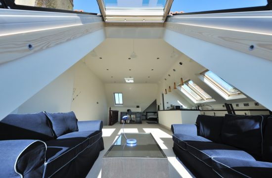 Loft Conversion near Preston Park, Brighton