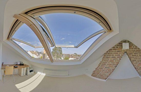 Velux Loft Conversion, Chester Terrace, Brighton