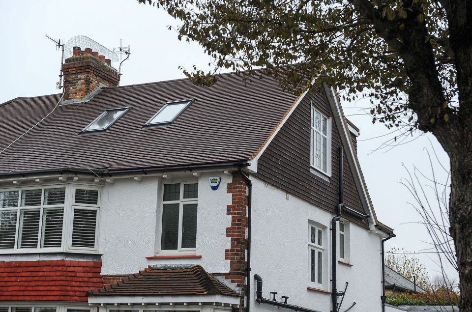 Hip-to-gable with rear Dormer Conversion